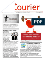 February 2016 Courier