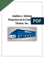 Informe Final Gerencia Financiera I
