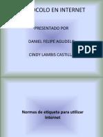 Protocolo en Internet