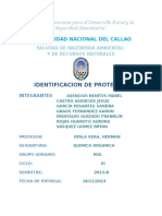 11.-Identificacion de Proteinas