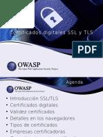 Certificados Digitales SSL y TTL