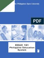 EDUC 101 Module