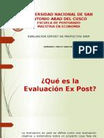 1clase 1 Evaluacion Expost