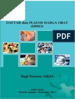 Buku Dpho 2013 - Pengantar, Sk Direksi Dpho 2013, Dan Ketentuan Lain