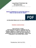 Bases Ninabamba Pistas Publicadas