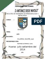 Gps Villarreal