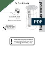 03 Advanced 23 Ltrs Users Manual A6_v05