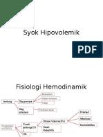 Victor - Syok Hipovolemik