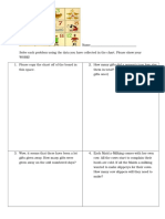 12 days of christmas word problems
