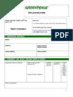 Application Form - Digital Campaigner.docx