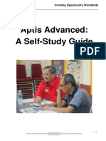 Aptis Advanced a Self-study Guide