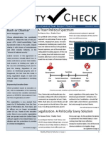 Reality Check Volume 2, Issue 1