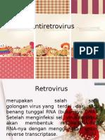 Anti Retrovirus
