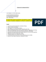Clases de Computación II