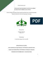 Cover Tugas Makalah IKM
