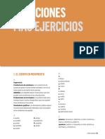 Soluciones a La Sección -Más Ejercicios- De Aula Internacional 5