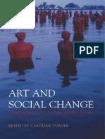 Art and Social Change