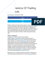 The Anatomy of Trading Breakouts
