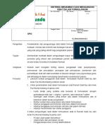 Kriteria Penambahan Penguranagan Formularium
