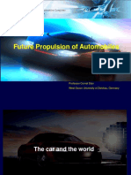 6. Future Propulsion of Automobiles EAEC ESFA2015