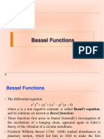 Bessels Functions