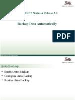 Auto Backup