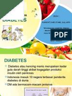 Pola Makan Pada Diabetesi