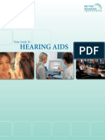 Your Guide to Hearing Aids