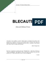 Marcelo Rubens Paiva - Blecaute