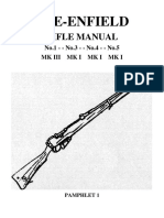 Lee Enfield Rifle Manual