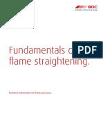 Fundamentals of Flame Straightening