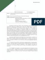 Resolución retribuciones SAS año 2012