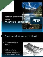 Ficha Informativa CN 7º Ano Dinamica Externa Da Terra Paisagens Geologicas