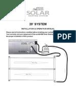 Eco Saver 20 Manual
