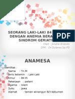 Anemia Ppt Ku