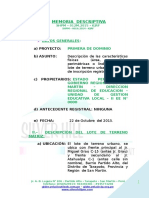 Memoria Descriptiva modificada 10102015.doc
