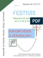 2016 Affiche Festivis