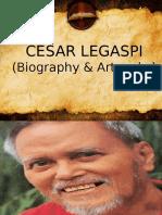 Cesar Legaspi