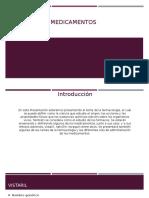 Presentacion de Farmacologia
