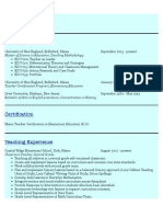 kharrod resume pdf