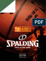 Spalding 2016