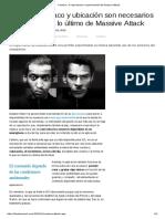 Fantom, El Reproductor Experimental de Massive Attack