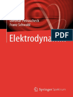 Elektrodynamik petrascheck
