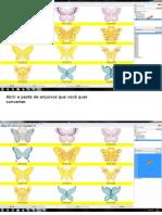 Pap Embird - Converter Vários Arquivos
