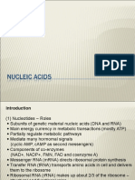 Nucleic Acid Chemsistry and Replication 27-09-2010