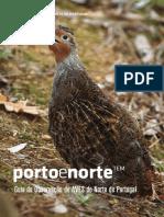 Guia de Observação Das Aves Do Norte de Portugal