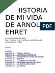 La Historia de Mi Vida de Arnold Ehret