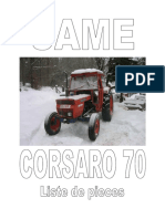 Same Corsaro Pieces Detachees