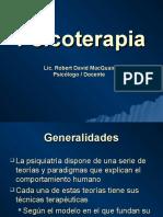 PSICOTERAPIA PSIQUIATRICA