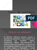 1.Tipos de Software, las TIC en la educación